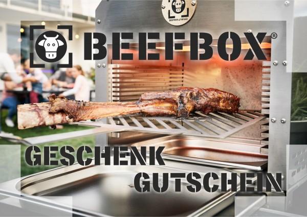 Beefbox TWIN 2.0 PRESALE GUTSCHEIN 300 €