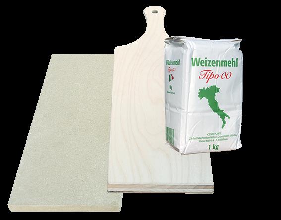 Pizzastein-Set für BEEFBOX PRO 2.0