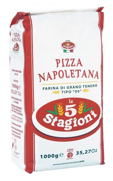 italienisches Pizzamehl, Le 5 Stagioni