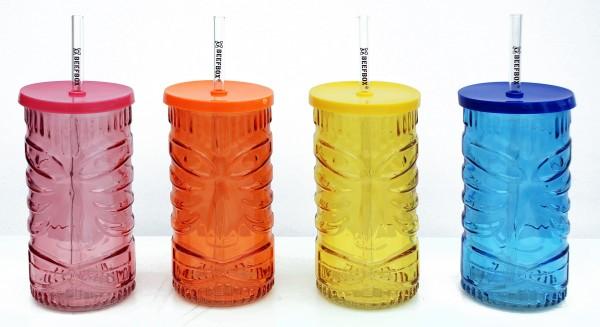 Tiki-Gläser