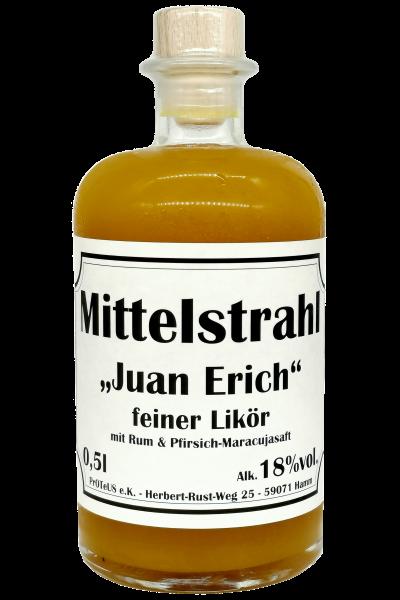 """MITTELSTRAHL """"Juan Erich"""""""