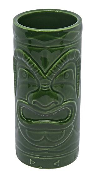 Tiki-Becher grün