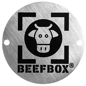 Personal Logo (only together with BEEFBOX purchase)