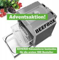 BEEFBOX TWIN 2.0 Oberhitzegrill