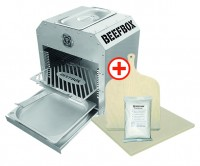 BEEFBOX TWIN 2.0 Oberhitzegrill inkl. GRATIS Pizzastein-Set