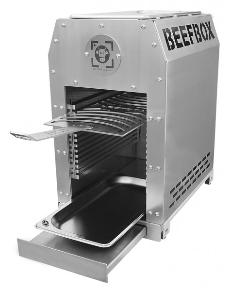 Beefbox Pro 2.0 vorne