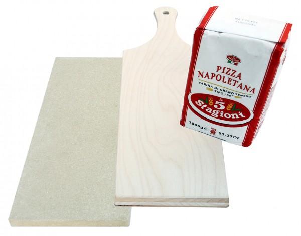 Pizzastein Set für Beefbox Pro