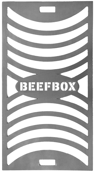 Grillrost Beefbox Pro 2.0
