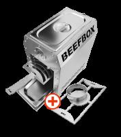 BEEFBOX PRO 2.0 Oberhitzegrill inkl. GRATIS Burger-Grillrost