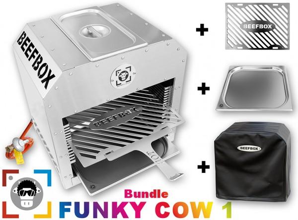 Bundlie Funky Cow 1