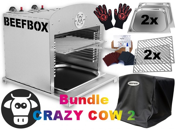 Beefbox Twin Bundle Crazy Cow 2