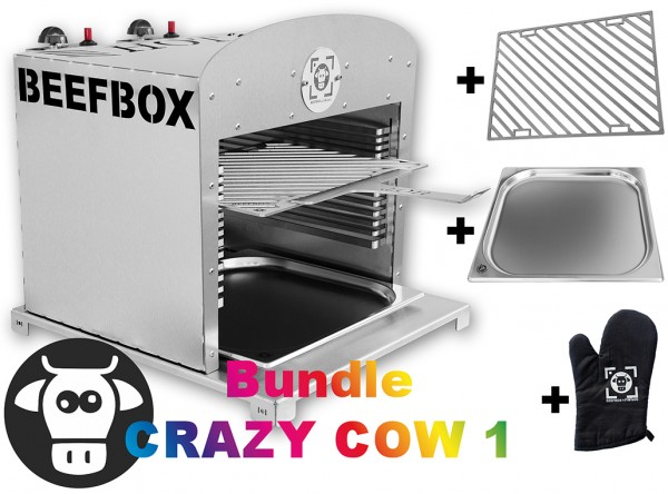 "Beefbox Twin Bundle ""Crazy Cow 1"""