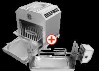 BEEFBOX TWIN 2.0 Oberhitzegrill - nur im VORVERKAUF mit kostenlosem Drehspieß!
