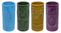 Tiki-Becher - Cocktail-Set