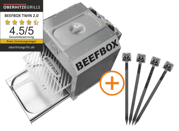 Introductory Offer! Beefbox TWIN 2.0