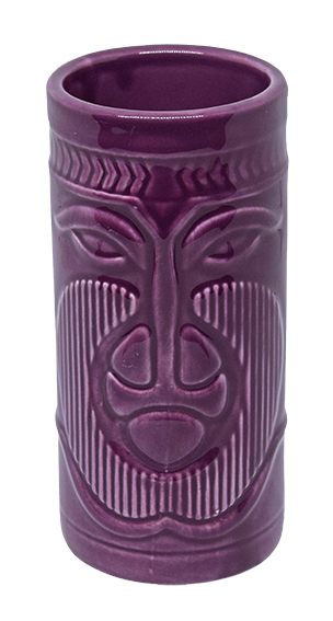 Tiki Cup Purple